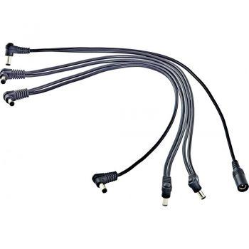 Ortega ODC6 Cable de Alimentación para Pedales