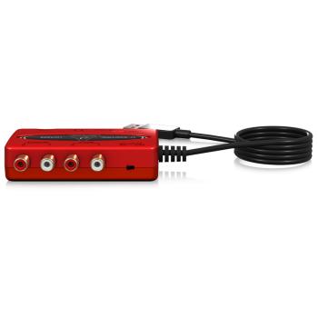 BEHRINGER UCA222 Interface de Audio Behringer UCA-222  Und.
