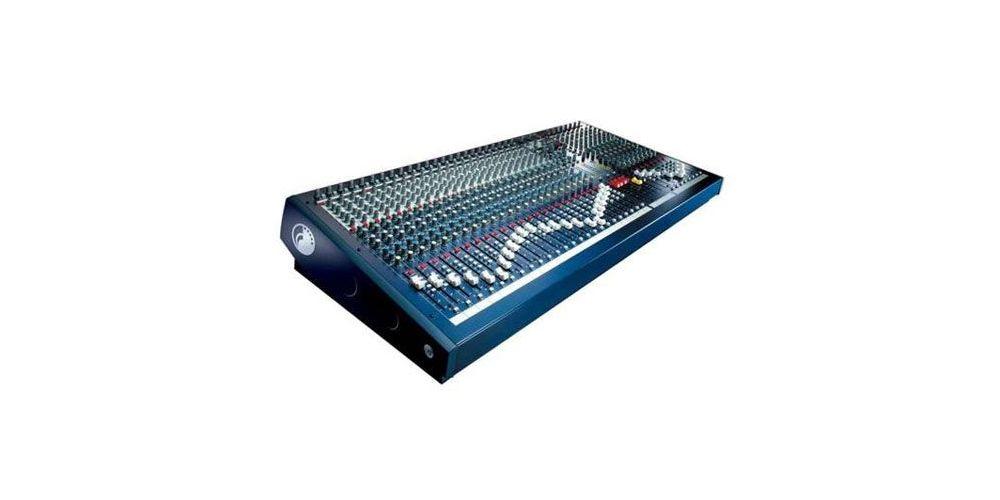 SOUNDCRAFT LX7 32 II  Mesa directo LX7-32II