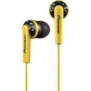 PIONEER SE-CL711Y Auricular Dinamico Amarillo SECL711Y