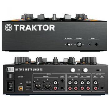 TRAKTOR KONTROL Z2 Mezclador controlador Dj Traktor Scrach