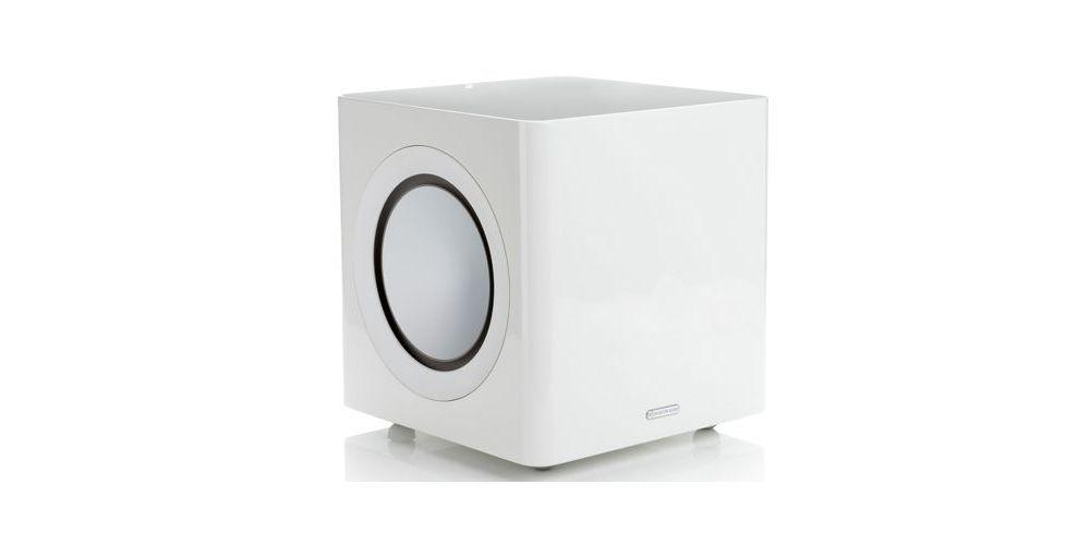 radius 380 white monitoraudio