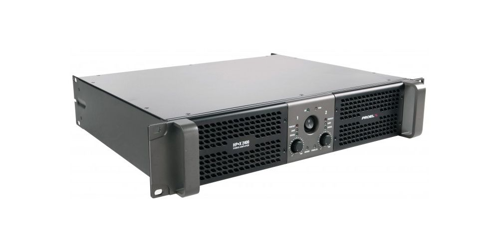 PROEL HPX 2400 Etapa de Potencia