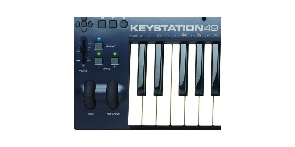 KEYSTATION 49 MKII MAUDIO teclado