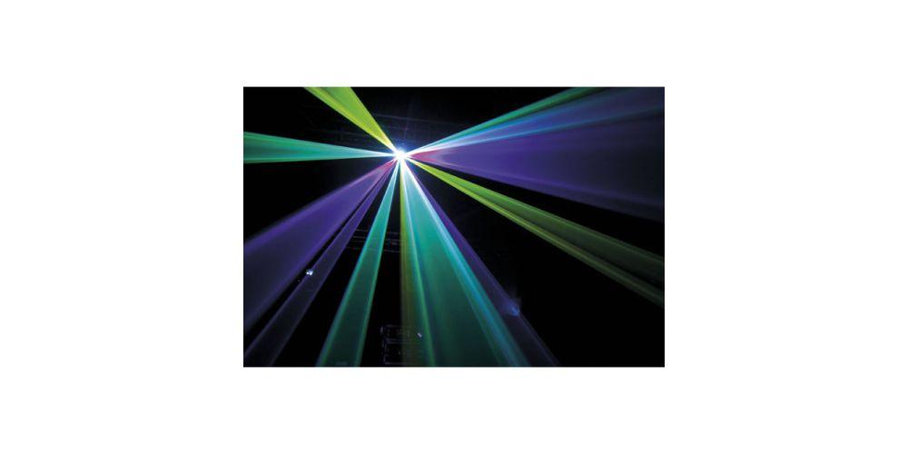 showtec galactic rgb 300 efecto