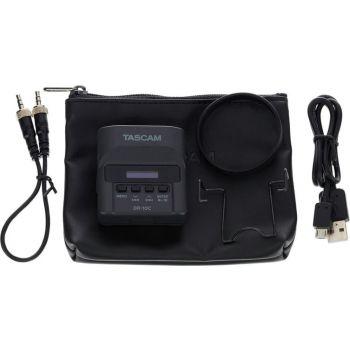 Tascam DR 10CS Grabador portatil para microfonos lavalier Sennheiser