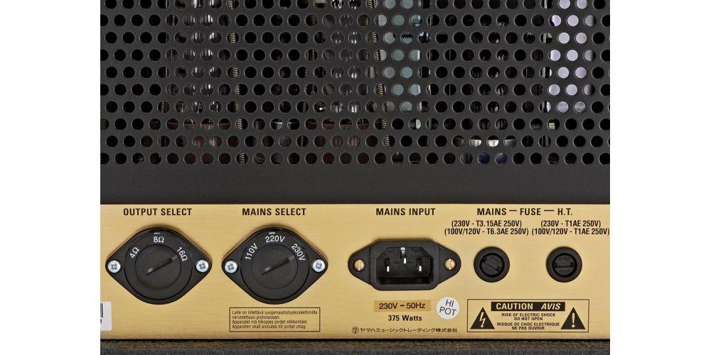 Marshall 2203 JCM 800 head amplificador guitarra