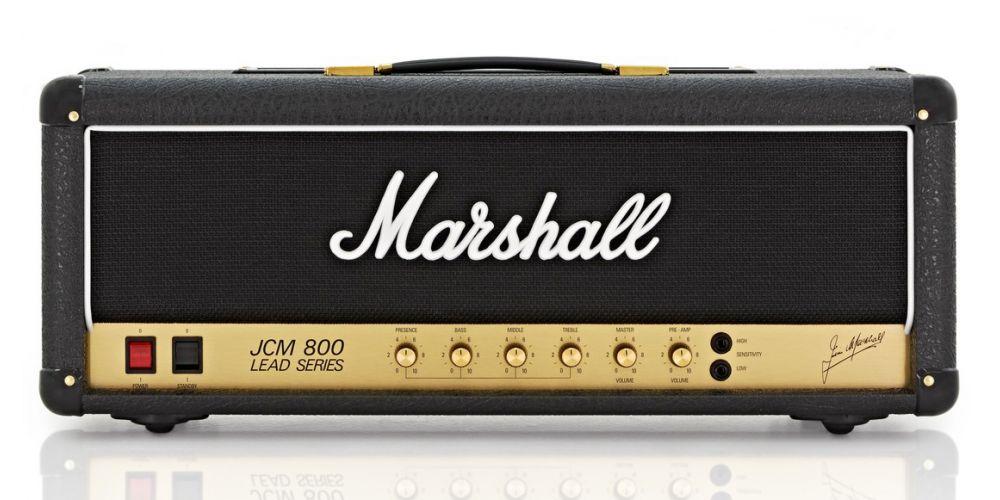 Marshall 2203 JCM 800 head