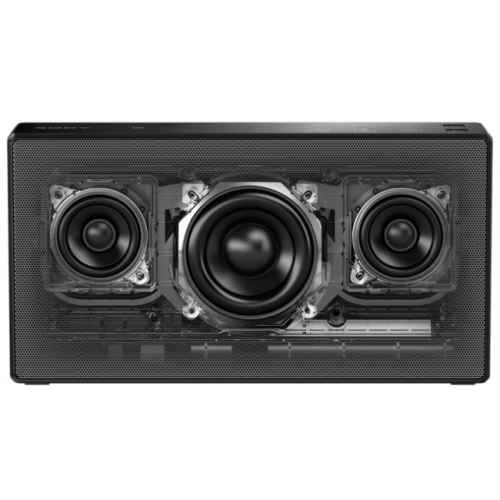 sony srsx55 negro altavoces alta potencia