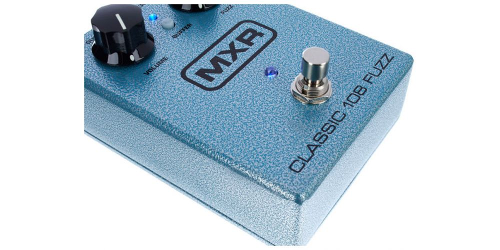 dunlop mxr m173 classic 108 fuzz oush