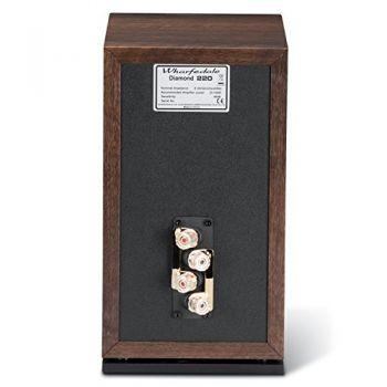WHARFEDALE DIAMOND 220 Walnut  Altavoces HiFi Pareja