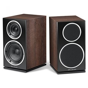 WHARFEDALE DIAMOND 220 Altavoces HiFi Walnut Pareja