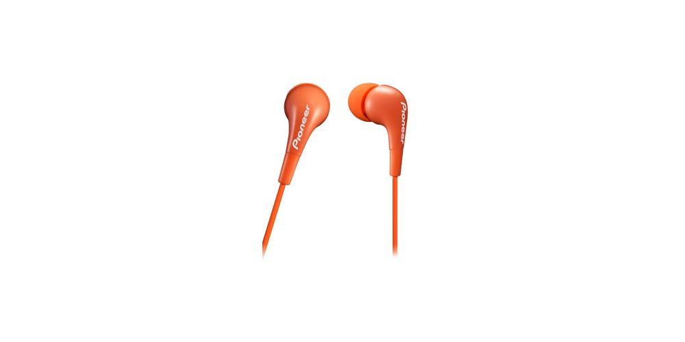 PIONEER SE-CL502M Auricular Estereo Abierto Naranja