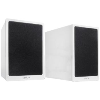 DENON SC-N9 Blanco Lacado. Altavoces Hi-Fi .PAREJA
