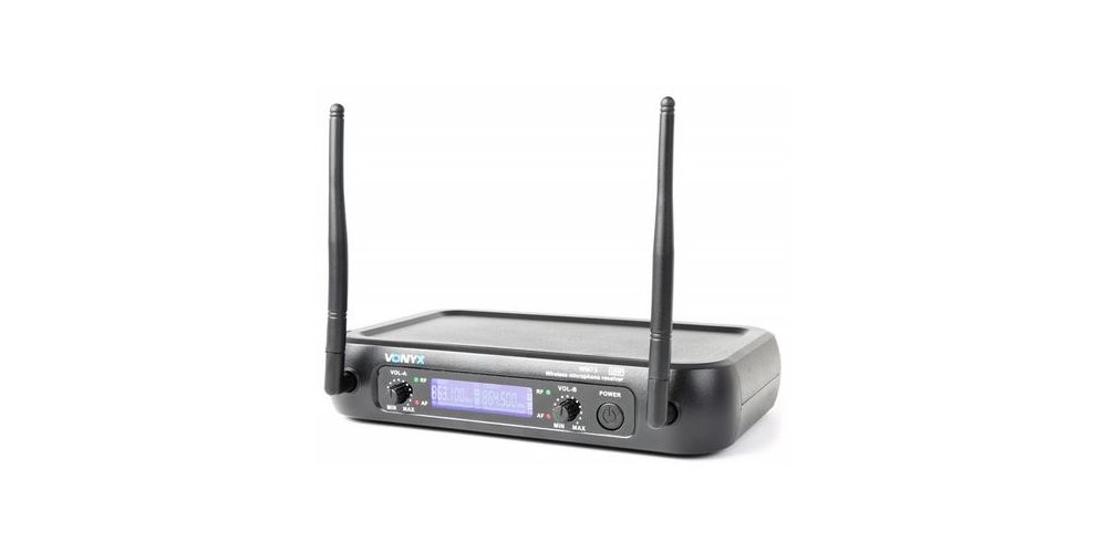 Vonyx WM73C Combi System Wireless 179203