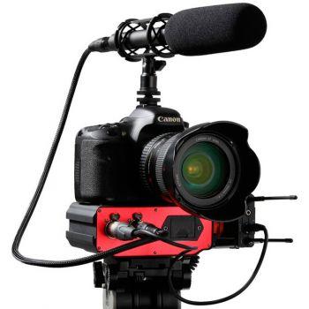 Saramonic SR-AX107 Adaptador de audio