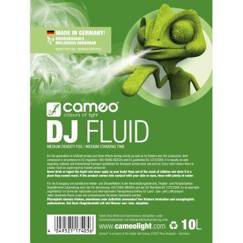 Cameo DJ FLUID 10L