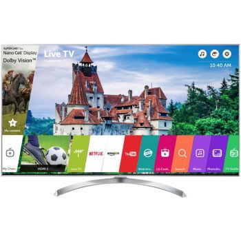 LG 49SJ810V Tv LED 4K 49 Pulgadas IPS Smart Tv