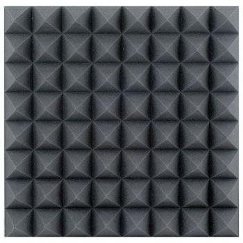 DAP Audio ASM-03 Piramidal 10cm Negro 5+5cm 50x50cm