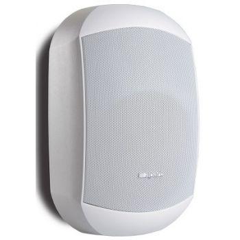 APART MASK 4C Blanco Recinto acústico 2 vías con soporte ClickMount Pareja