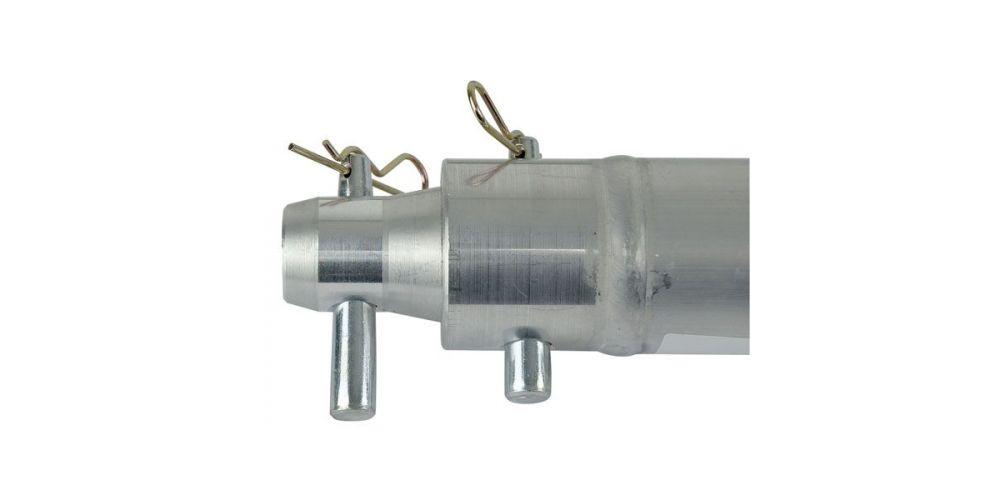 showtec single tube 50mm 300 cm fp50300