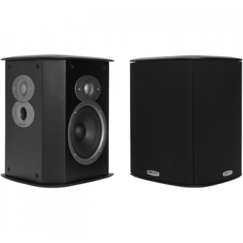 Polk Audio FXIA-4 Black Pareja Altavoces