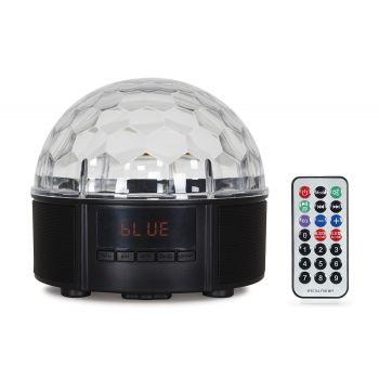 Fonestar LED-BALL08RUB Reproductor con efecto LED
