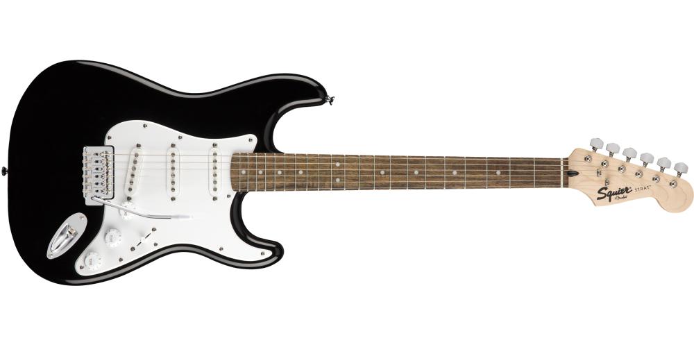 fender squier pack black guitar