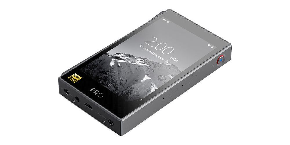 FIIO X5 III Portable HD Player Black