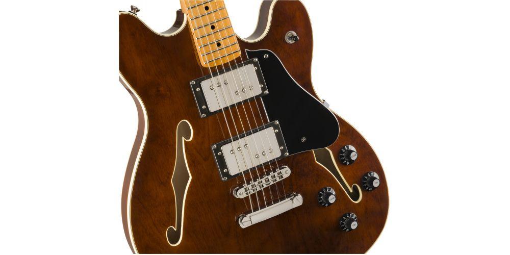 Fender SQ CV Starcaster MN WN pastilla
