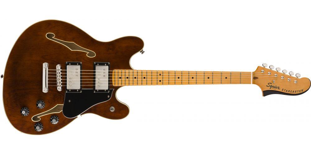 Fender Classic Vibe Starcaster®, Maple Fingerbaord, Walnu