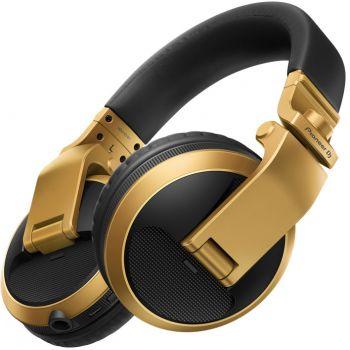 Pioneer Dj HDJ-X5BT-N Gold Auricular Dj Bluetooth