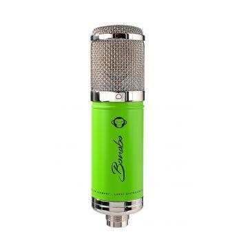 Monkey Banana Bonobo Green Micrófono de Condensador