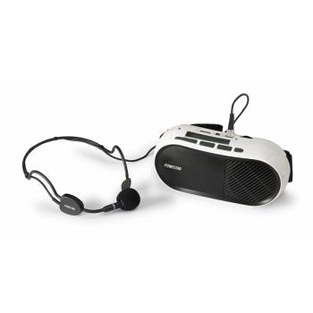 Fonestar FAP-12GU Amplificador Portátil USB/SD/MP3
