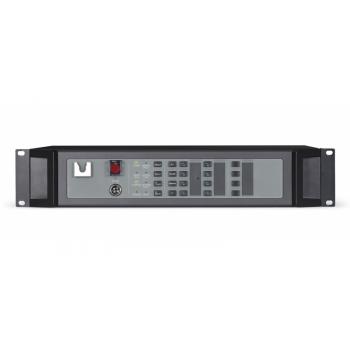 Fonestar ZS-2000M Central Megafonía y Alarma por Voz EN 54