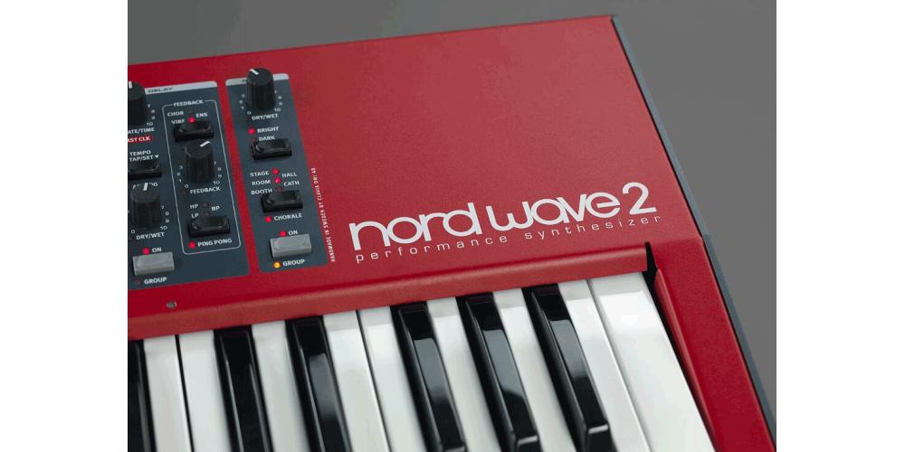 comprar Sintetizador NORD WAVE 2 madrid