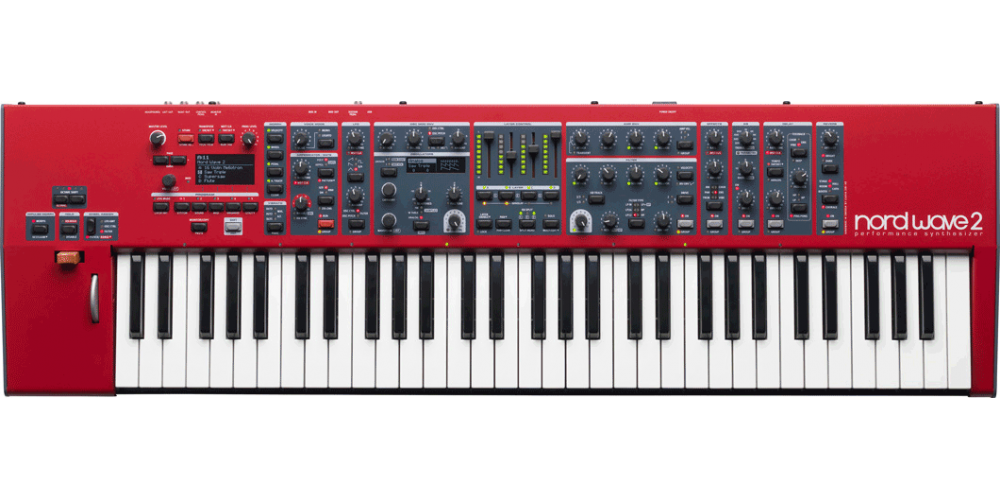 comprar oferta sintetizador NORD WAVE 2