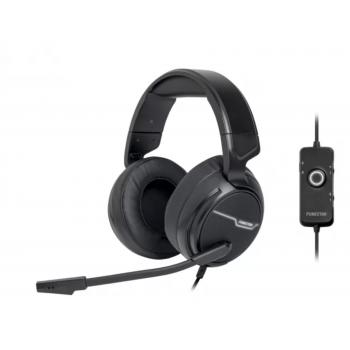 Fonestar WIN-U Auriculares Pc Cerrados Con Micrófono y Conexión USB Para Teletrabajo o Gaming