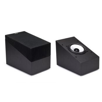 Jamo ATM 50 Altavoces efecto Dolby Atmos. Negros Pareja