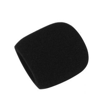 Omnitronic Microphone Windshield black d=40-50 mm Antiviento micrófono