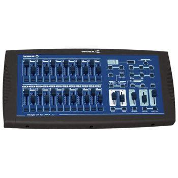 Work Pro Stage 2412 DMX Controlador