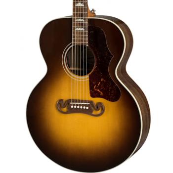 Gibson SJ-200 Studio Walnut Burst Guitarra Electroacústica