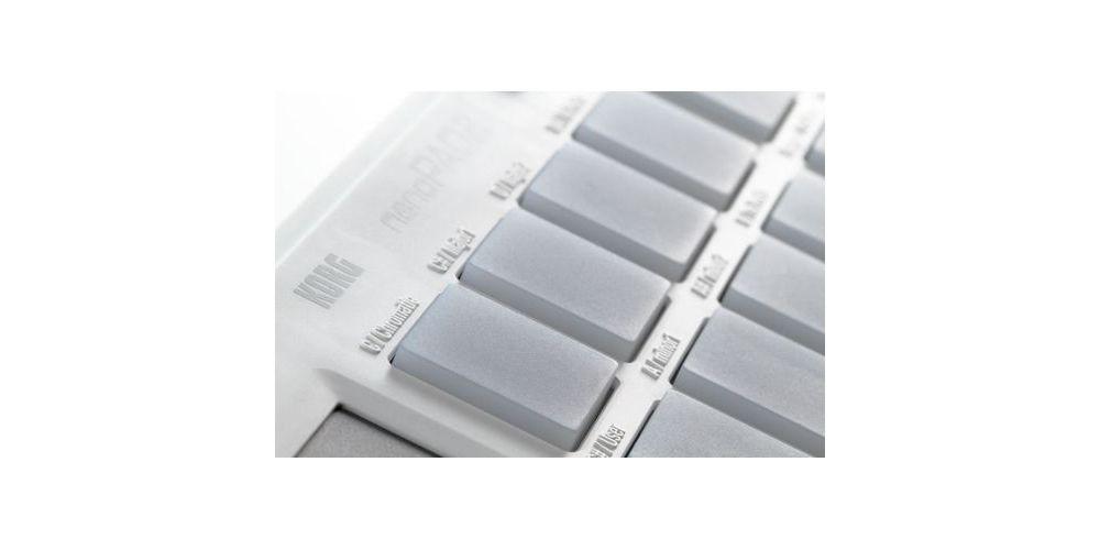 nanopad2 white details