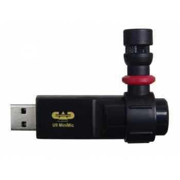 CAD U9 Micrófono USB Miniatura