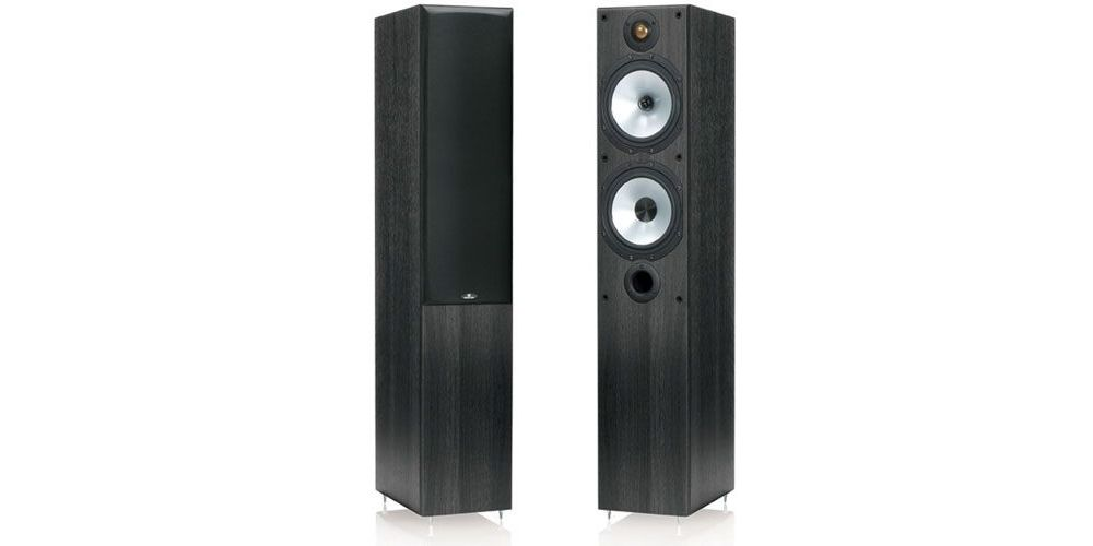Monitor Audio mr4 black