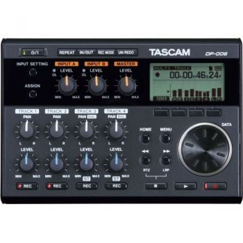 TASCAM DP-006 Grabador multipista digital