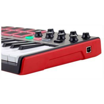 AKAI MPK MINI MK2 Teclado controlador Midi
