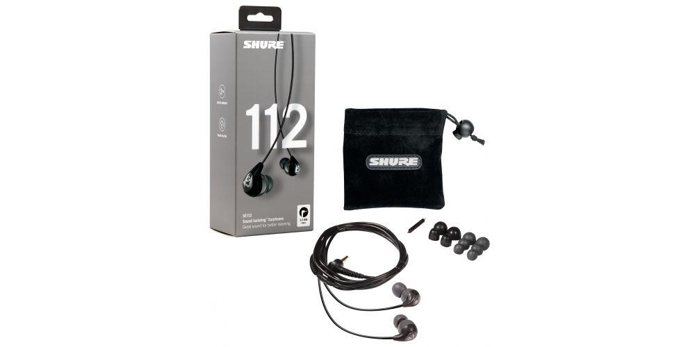 comprar Shure SE112 madrid