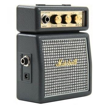 MARSHALL MS-2C Amplificador Guitarra Mini 2W, Clasic, MMAMS2C