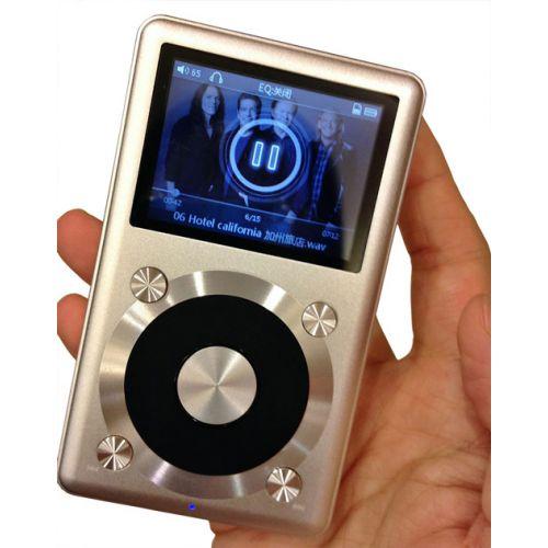 FIIO X1 Portable HD Player Gold